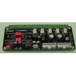 Audio Board for Ultimate Volume Control (Op-amp free!)