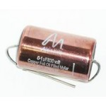 0.1uF (630V) Audio Note Copper In Oil (Incl. VAT)