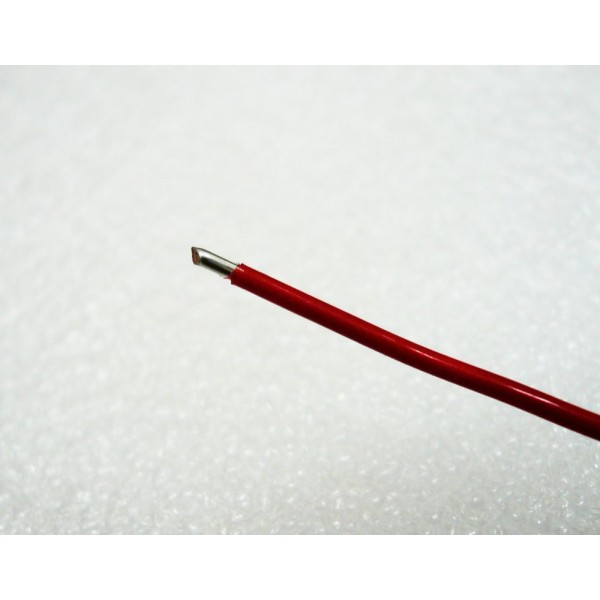 1.0mm High Purity Soft-annealed Copper Wire Teflon Coated (meter)