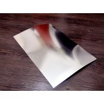 Fully Annealed MuMETAL Shielding Sheet 0.15mm (30.5 x 20.3mm, or 12 x 8 inch)